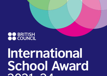 British Council International School Award 2021 to 2024